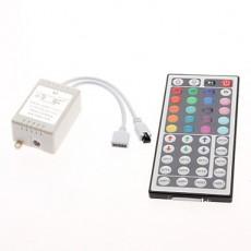 Controlador Infrarrojo IR para Tiras RGB Multicolor Mando a Distancia 44 Botones Control Remoto Led