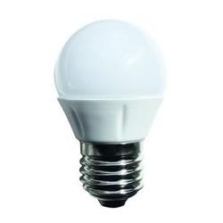 Bombilla LED 4w 300 Lumens, Luz Natural 4500ºK Casquillo Grueso Rosca E27 (220V)