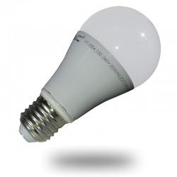 Bombilla LED 12w 6000ºK E27 Angulo Luz 270º Rosca Gruesa Blanco Frío Termoplastico Led Epistar SMD5630