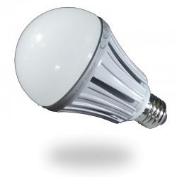 Bombilla LED 20w A80 4500ºK SAMSUNG Angulo Luz 270º Rosca Gruesa E27 Blanco Natural Dia Termoplastico SMD5630