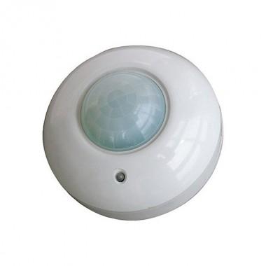 Sensor de movimiento 360º para LED Infrarojo Iluminacion de techo, 220 / 240v regulable en distancia e iluminación