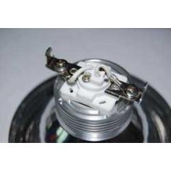 Bombilla Led Foco AR111 Sharp 15W a 12V, 780Lm Luz Calida 3000ºK Sustituye a 75W