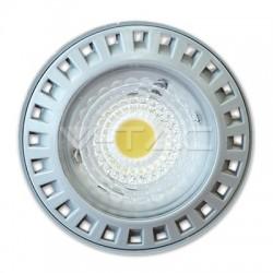 Bombilla  LED 6W COB Luz Cálida 120º GU10 3000ºK