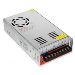 Fuente Alimentación, Transformador, Alimentador 350w 12v 30A uso interior IP20