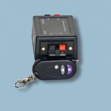 Controlador Energía Tira Led Monocolor con mando a distancia IR Dimmer