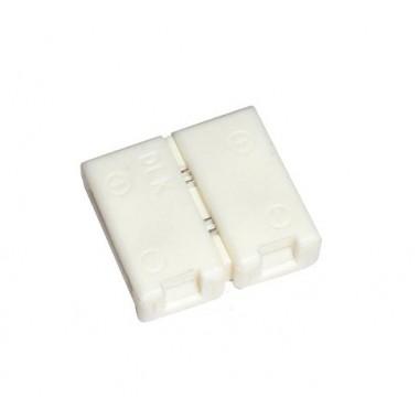 Conector Rígido unión tiras Led monocolor SMD5050 Pin Click