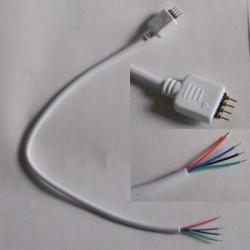 Conector Flexible UNIÓN Tiras Led RGB SMD5050