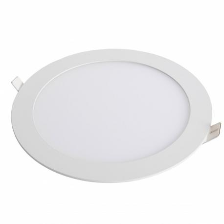 Placa de LEDs Circular TRIO (Blanco Frío/Natural/Cálido) Ø225mm 18W 1380Lm 30.000H - Imagen 1