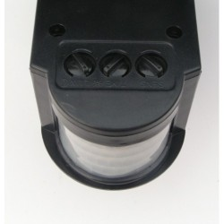 Foco Proyector Led 10w PREMIUM con sensor de movimiento Luz Fría 6000ºK IP65 impermeable, exterior BRIDGELUX