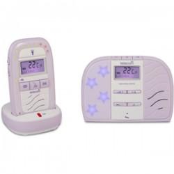 Vigila Bebés Inalámbrico SpcTELECOM Sonido Temperatura Canciones Luces