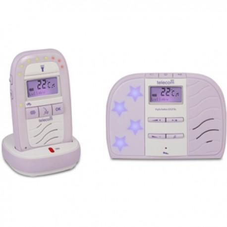 Vigila Bebés SpcTELECOM Sonido Temperatura Canciones Luces