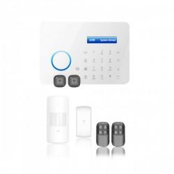 Kit Alarma Inalámbrica Seguridad Línea Telefónica A11
