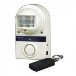 Kit Alarma de Seguridad Infrarojos Uso Doméstico Serie Eco. Incluye mando.