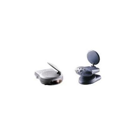 Camara Video Vigilancia Portátil Inalambrica + Receptor B/N Sistema GigaAir 3010