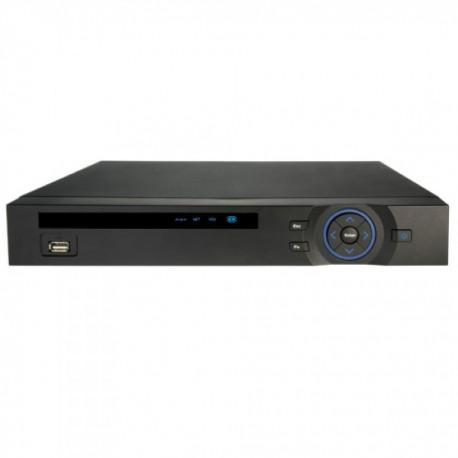 Grabador Digital Vídeo DVR de 4 Canales Definición WD1 960H  + 1Canal Audio