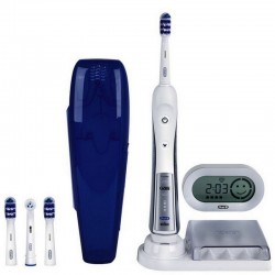 Cepillo Eléctrico Braun Oral-B Trizone con Smart Guide de Alta Gama. Incluye Estuche.
