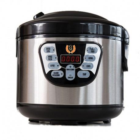 Robot de Cocina Alfa 5 Litros Smart Cooking Cocinar es fácil