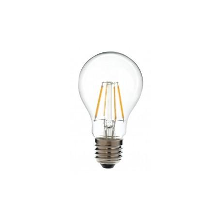 Bombilla LED Vintage 5W Luz Calida +400Lm Rosca E27 Apertura 260º