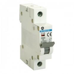 Interruptor Magnetotermico 1P 10A