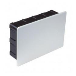 Caja Empotrar Universal Rectangular para Conexión Eléctrica 160x100x50mm
