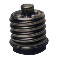 Adaptador de Rosca Bombillas Casquillo  E27 Hembra a E40 Macho