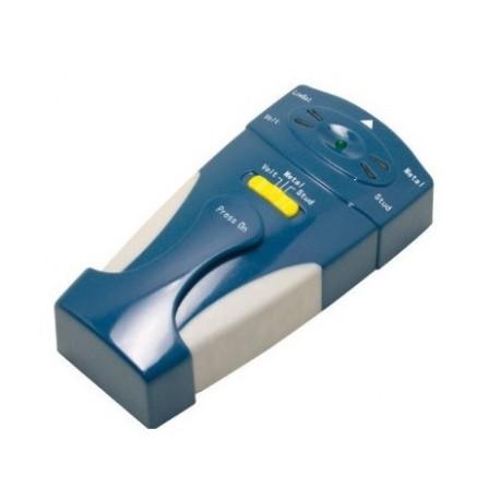 Detector con Sonido 3 en 1 para Madera-Voltaje-Metales