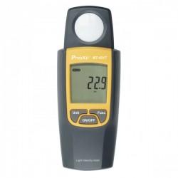 Luxómetro Digital Profesional hasta 90.000 Lux MT4017
