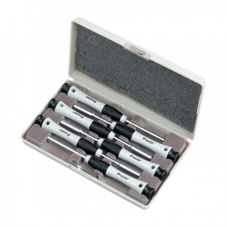Juego destornilladores 6 llave de tubo 8PK-SD003