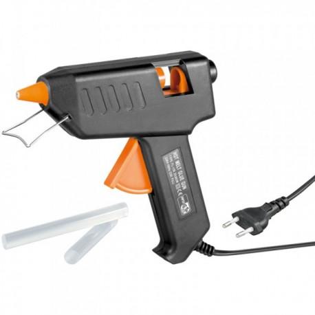 Pistola Eléctrica Pegamento Silicona