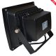 Foco Proyector Led 30W PREMIUM SMD Luz Fría 6000ºK 2400Lm Uso exterior IP65, Más potente y optimizado NEGRO