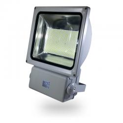 Foco Proyector Led 200W PREMIUM SMD Luz Fría 6000ºK 16000Lm Uso exterior IP65, Más potente y optimizado NEGRO