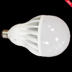 Bombilla LED 40w Luz Neutra 4500ºK 3000 Lumens Rosca Gruesa E27 Apertura 200º