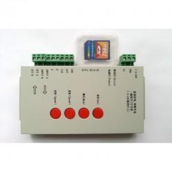 Controlador LED RGB Digital T1000S con Tarjeta SD