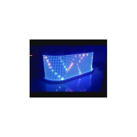 Tira LED DIGITAL RGB WS2812B Chip Integrado 5m (300 leds) DC5V Alta Gama