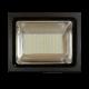 Foco Led COB PREMIUM 50w Luz Cálida 3000ºK Proyector Profesional Impermeable IP65,  Reflector Chip Bridgelux para exterior GRIS