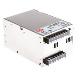 Fuente Alimentación MEAN WELL 12V 600W IP20
