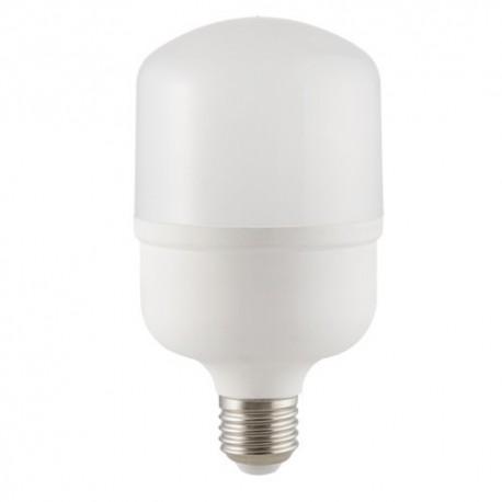 Bombilla LED V-TAC 40w E40 3600Lm Luz Fría 6000ºK Esférica A140 200º Apertura Luz
