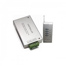 Controlador Tira Led RGB por Radio Frecuencia 3*4A