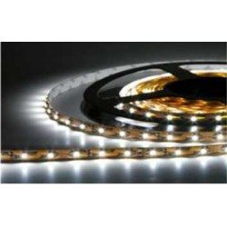 KIT COMPLETO de Tira LED  (5m)  Luz Natural 4500ºK  60Leds/m  24w  NO Impermeable