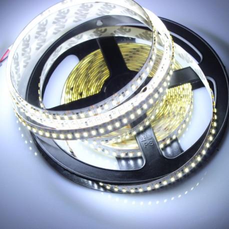 Tira LED ALTA POTENCIA Luz Natural 4500ºK SMD 3014 204Leds/m NO Impermeable