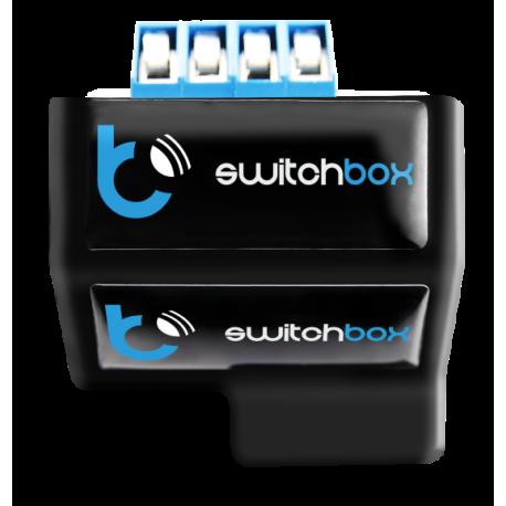 SwitchBox. INTERRUPTOR Inteligente Inalámbrico uWiFi