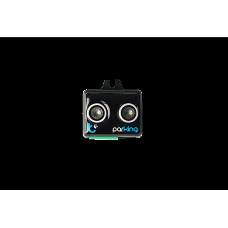 ParkingSensor. Sensor de Aparcamiento con Control Iluminación LED RGB