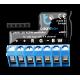 wLightBox. Controlador 12-24V RGB-W Inteligente Inalámbrico uWiFi para SmartPhones