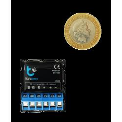 lightBox. Controlador 12-24V RGB Inteligente Inalámbrico uWiFi para SmartPhones