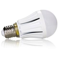 Bombillas LED 7w Luz Fria, 470 Lumens Led Samsung SMD5630 (220V) Casquillo Rosca E27