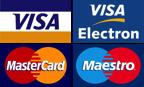 Pago con tarjetas de credito