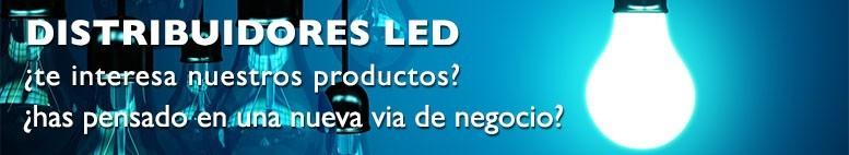 Distrubuidores Iluminación Led España